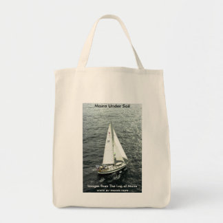 Moira Under Sail Grocery Tote Bag