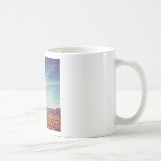 Mojave Desert Basic White Mug
