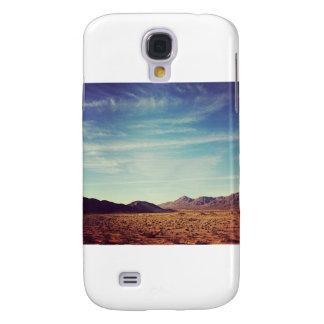 Mojave Desert Samsung Galaxy S4 Cases