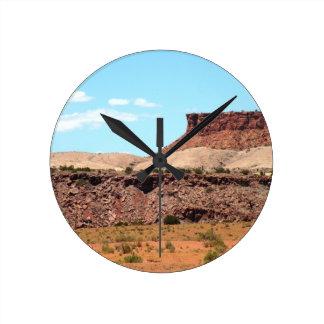 Mojave Desert clock