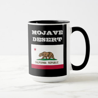 MOJAVE DESERT* Coffee Mug