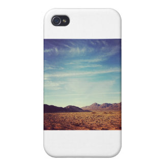Mojave Desert iPhone 4 Cases