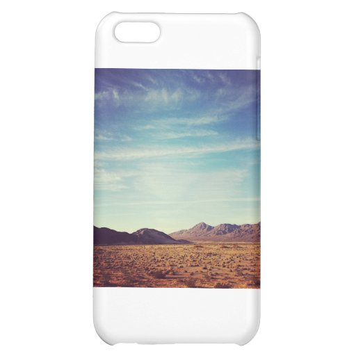 Mojave Desert Cover For iPhone 5C