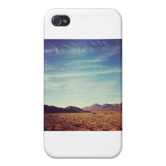 Mojave Desert iPhone 4/4S Case