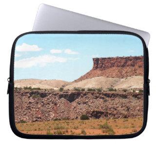 Mojave Desert laptop sleeve