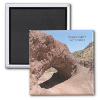 Mojave Desert Magnet! Square Magnet