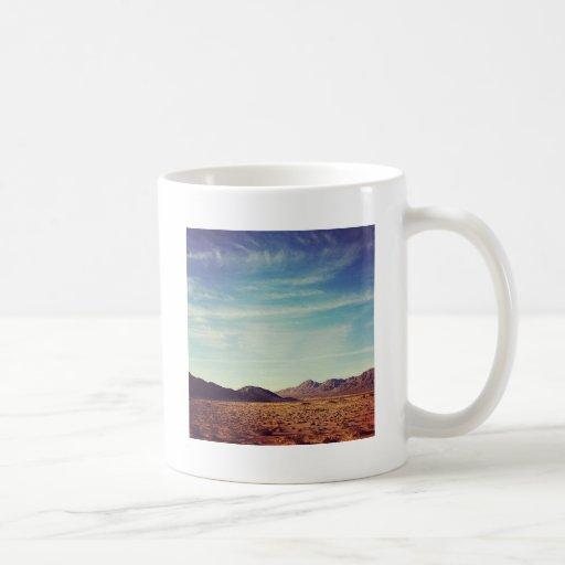 Mojave Desert Coffee Mug