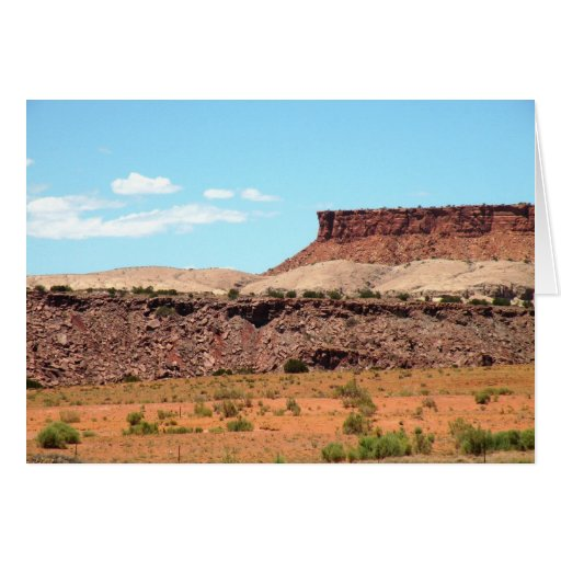 Mojave Desert note cards