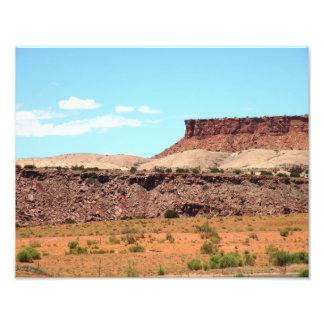 Mojave Desert photo print
