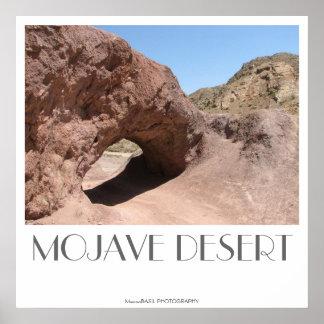 Mojave Desert Poster! Poster