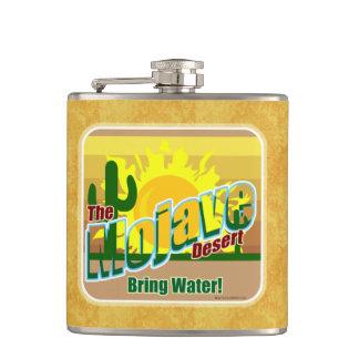 Mojave Desert Refreshment Hip Flasks