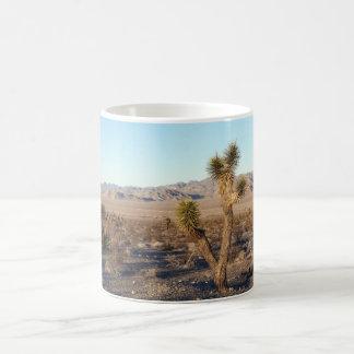 Mojave Desert scene 01 Basic White Mug