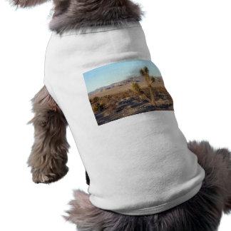 Mojave Desert scene 01 Dog T Shirt