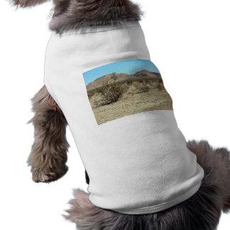 Mojave Desert scene 02 Pet Clothes