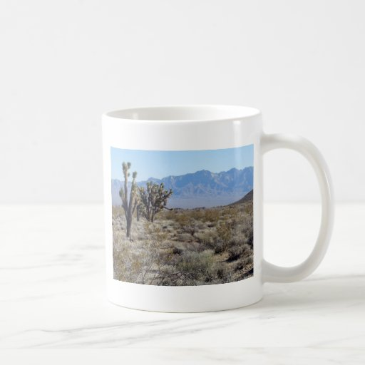 Mojave Desert scene 03 Coffee Mug