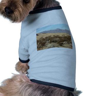Mojave Desert scene 04 Pet Tee Shirt