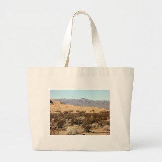 Mojave Desert scene 04 Jumbo Tote Bag