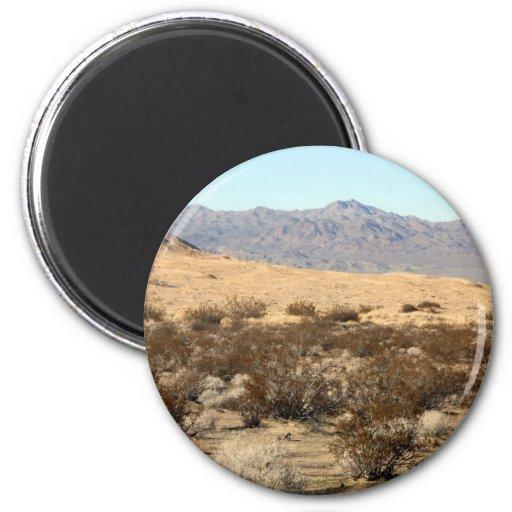Mojave Desert scene 04 Magnet