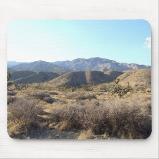 Mojave Desert scene 05 Mouse Pad