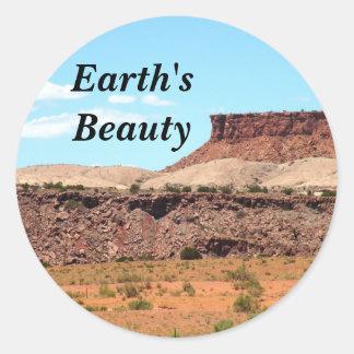 Mojave Desert Stickers