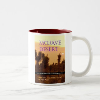 Mojave Desert Two-Tone Mug