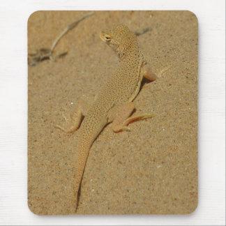 Mojave Fringe-Toed Lizard Desert Photography Mouse Pad