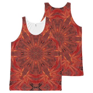 Mojave Sands 16 SDL TT1 All-Over Print Singlet