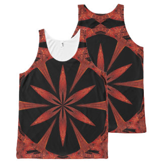 Mojave Sands 48 SDL TT1 All-Over Print Singlet