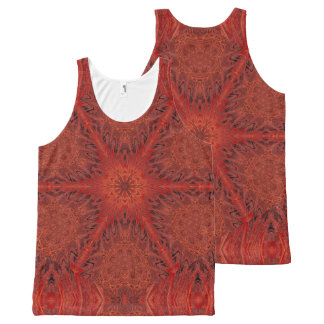 Mojave Sands 52 SDL TT1 All-Over Print Singlet