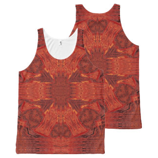 Mojave Sands 54 SDL TT1 All-Over Print Singlet