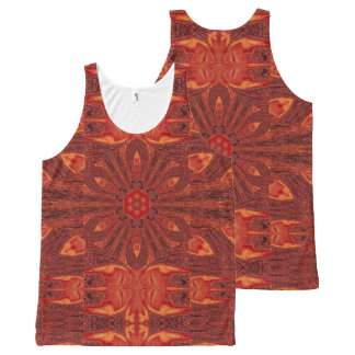 Mojave Sands 55 SDL TT1 All-Over Print Singlet