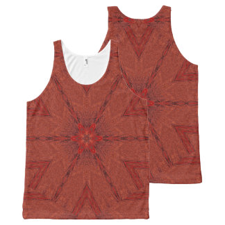 Mojave Sands 88 SDL TT1 All-Over Print Singlet