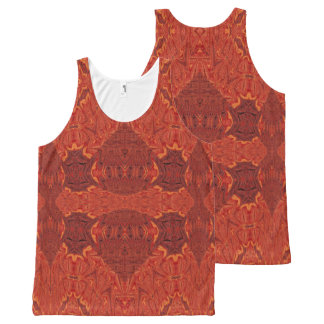 Mojave Sands 96 SDL TT1 All-Over Print Singlet