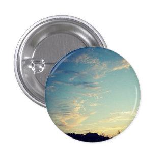 Mojave Sunset 3 Cm Round Badge