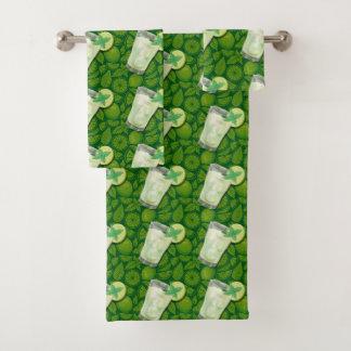 Mojito Bath Towel Set