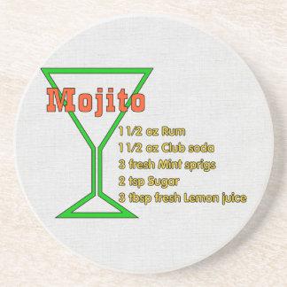 Mojito Drink Coasters