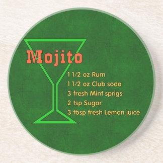 Mojito Coasters