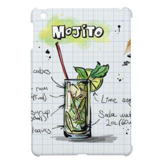 Mojito Recipe - Cocktail Gift iPad Mini Cover