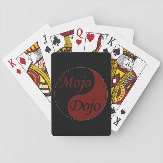 Mojo Dojo Playing Cards