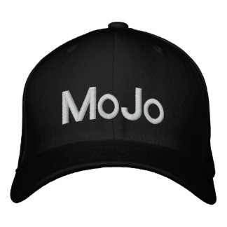 MoJo Embroidered Cap