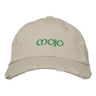 MoJo Embroidered Hat