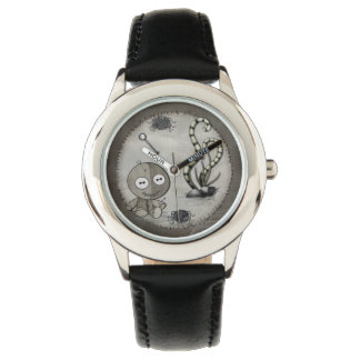 MOJO Gothic Voodoo Doll Wristwatches