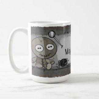 MOJO Gothic Voodoo Doll PERSONALIZED Coffee Mug