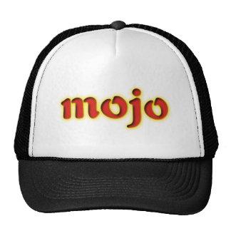 mojo mesh hat