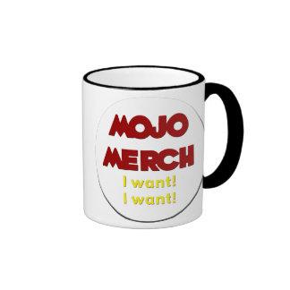 Mojo Merch Drinking Implement Coffee Mugs