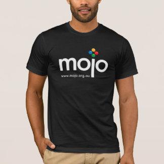Mojo R+ Black T T-Shirt