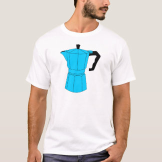 Moka Espresso Coffee Pot T-Shirt