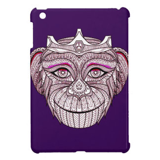 Mokey's Head 1 iPad Mini Covers