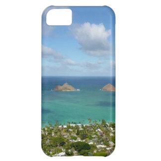 Moks off the shore of Lanikai iPhone 5C Case