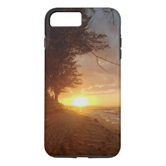 Mokuleia Beach Sunset iPhone 7 Plus Case